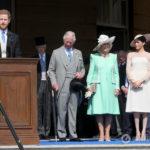 Меган Маркл і принц Гаррі вперше після весілля з'явилися на публіці