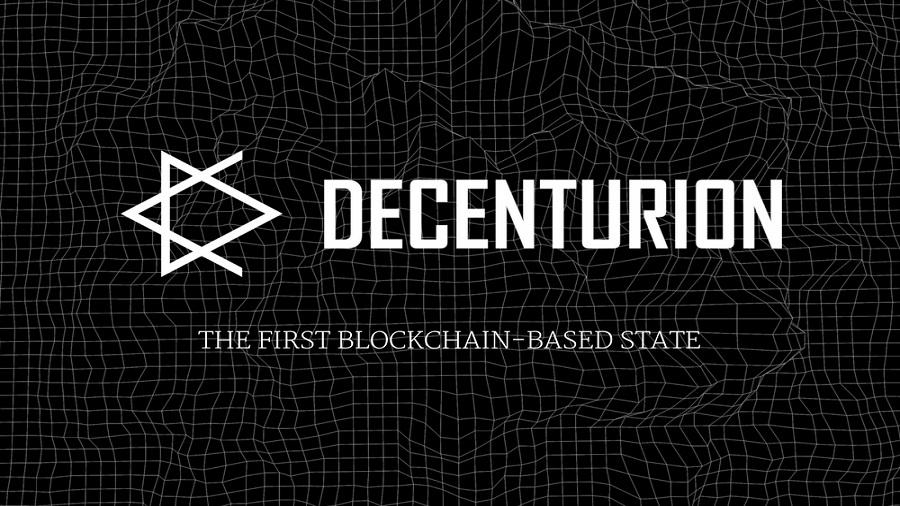 Decenturion: децентрализованное государство на блокчейне