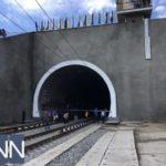 В Украине открыли Бескидский тоннель