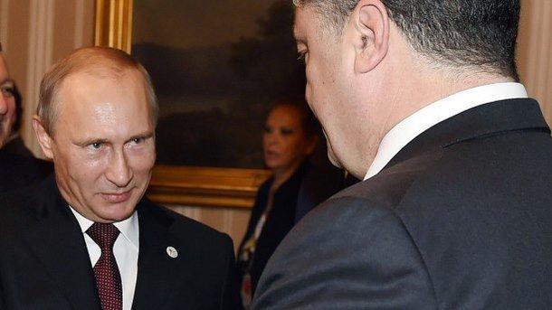 Между Россией и Украиной идет информационная война вокруг заложников - Безсмертный