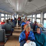 За пять месяцев транспортом воспользовалось на 1,5% меньше пассажиров