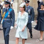 Битва образів: Кейт Міддлтон і Меган Маркл на службі у Вестмінстерському абатстві