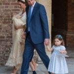 Трирічна принцеса Шарлотта поставила на місце фотографів