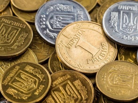 Дефицит госбюджета достиг почти 10 млрд грн