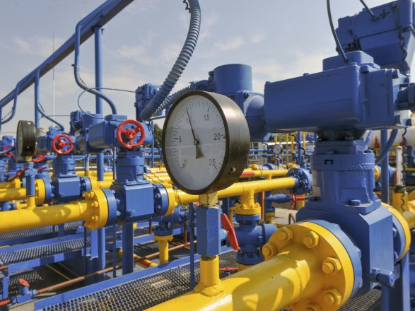 Украина заполнила свои ПХГ газом на 41%