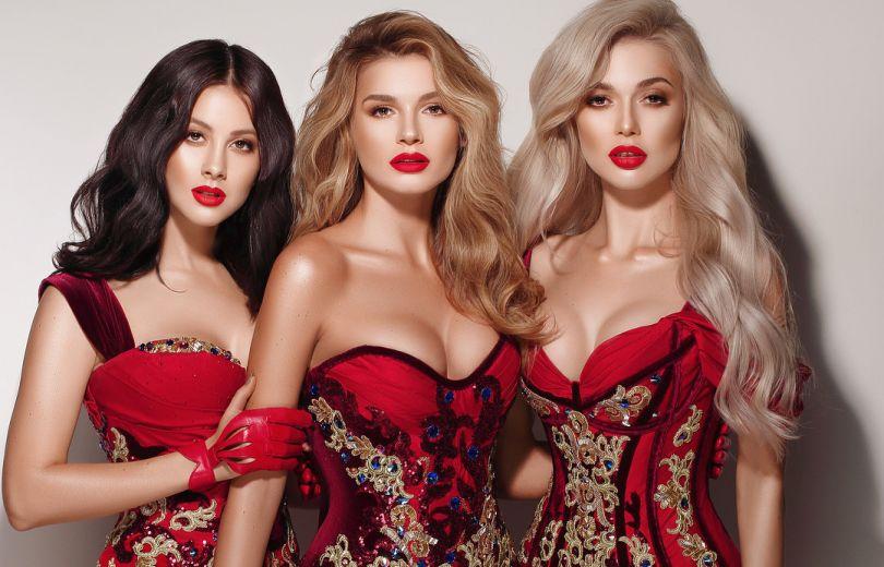 Фото красивых девушек с виагры