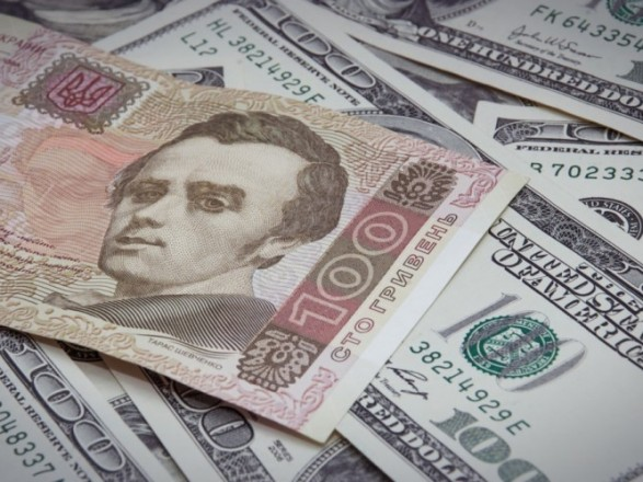 Официальный курс гривны установлен на уровне 28,41 грн/доллар