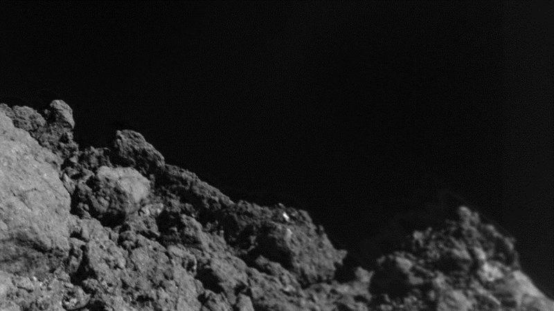 Апарат MASCOT успішно завершив роботу на астероїді Рюгу
