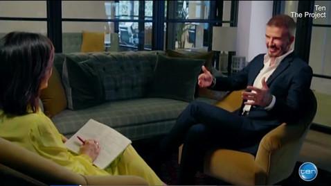 Дэвид Бекхэм назвал брак с Викторией «трудной работой», которая со временем становится все сложнее