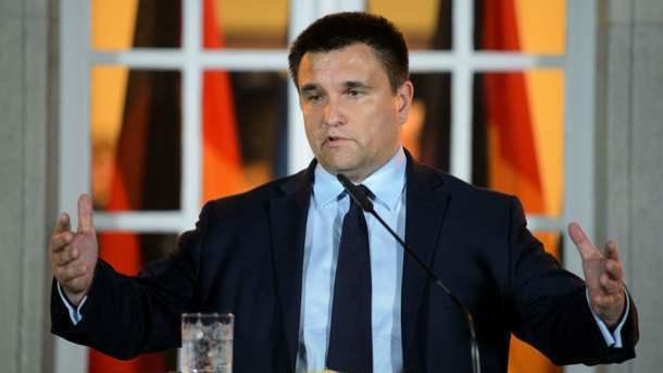 Подвійне громадянство в Україні: Клімкін розповів про своє бачення проблеми