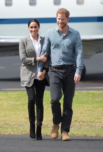 Эксперт по языку тела оценивает, как изменились отношения Меган Маркл и принца Гарри после того, как она забеременела