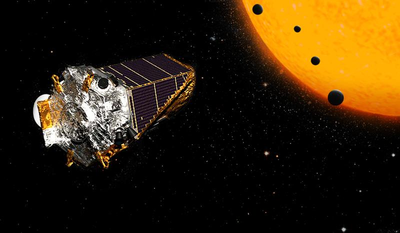 NASA знову перевів телескоп «Кеплер» в сплячий режим
