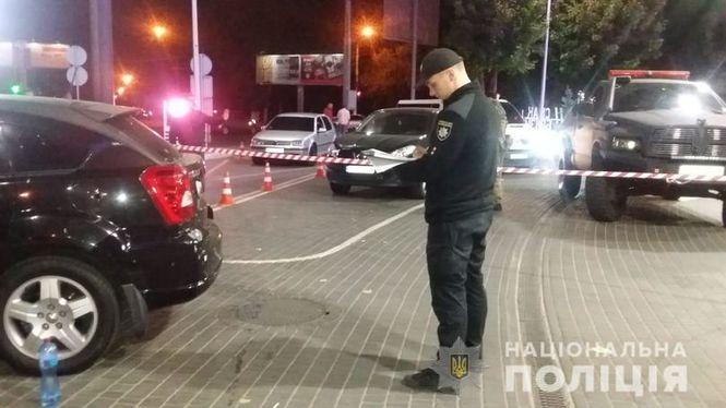 Обстріл автомобіля в Одесі: затримано ще трьох підозрюваних