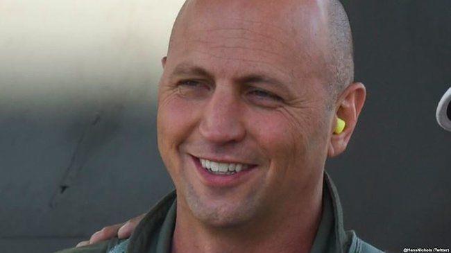 Погибший в Украине американский военный впервые пилотировал Су-27
