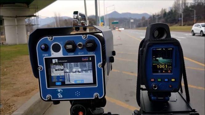 Поліція починає використовувати пристрої вимірювання швидкості TruCam
