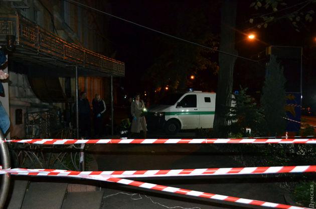 Поліція затримала одного з підозрюваних в нападі на інкасаторів в Одесі