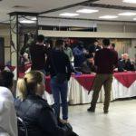 [:ru]Российские силовики нарушили порядок на заседании Крымской солидарности [:uk]Російські силовики порушили порядок на засіданні Кримської солідарності [:]
