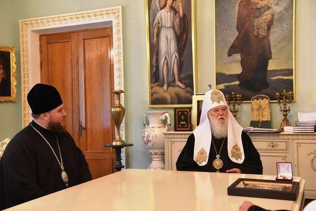 Російські церкви втратять право називатися українськими – Філарет