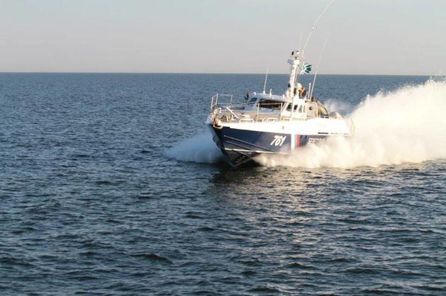 Російський катер провокував бій під час інциденту біля Маріуполя - ВМС