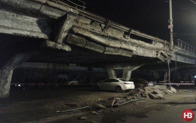 Шулявський шляхопровід готуються знести на початку листопада: його закриють на півтора року