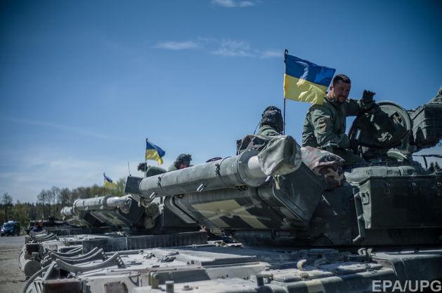 Ситуация на Донбассе: боевики 17 раз обстреляли украинские позиции, ранены двое военных