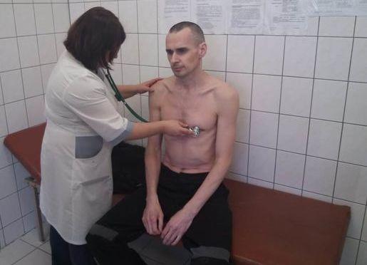 У Сенцова серцева недостатність, ревматизм і проблеми з нирками - адвокат