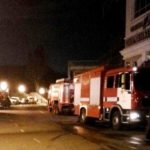 [:ru]В Одессе из-за сильного задымления эвакуировали бизнес-центр[:uk]В Одесі з-за сильного задимлення евакуювали бізнес-центр[:]