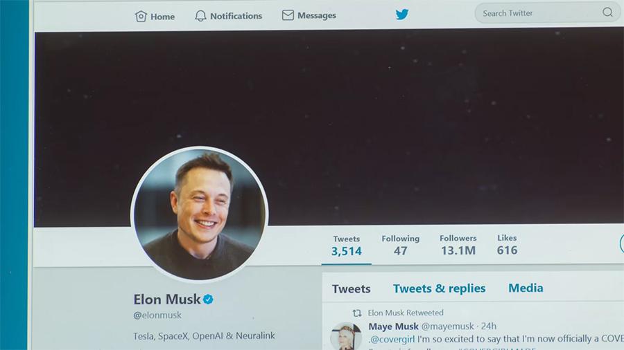 У Твіттері криптовалютные шахраї рекламували конкурс від імені Ілона Маска