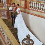 Онук-красень герцогині Альби одружився на піар-менеджера і запросив на весілля колишню королеву Іспанії