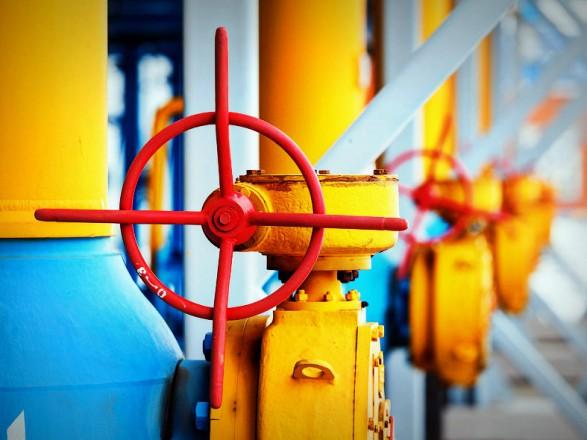 Украина нарастила суточную закачку газа до 29 млн куб. м