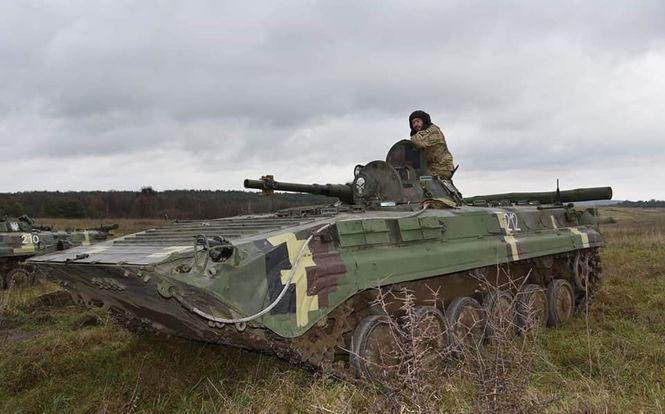 На Донбассе погиб украинский военнослужащий – ООС