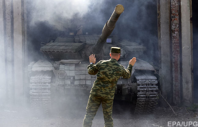 Псевдовыборы на Донбасі: Росія стягує танки та важку артилерію в Донецьк