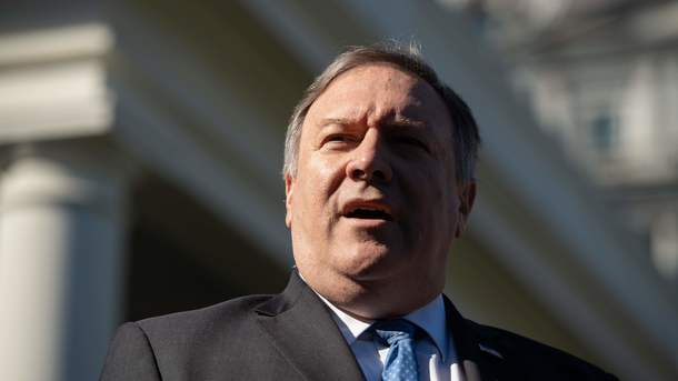 США улучшают техническое оснащение Украины для противодействия российской агрессии – Помпео
