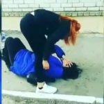 [:ru]В Запорожье ученица ПТУ жестоко избила девушку — видео [:uk]У Запоріжжі учениця ПТУ жорстоко побила дівчину — відео [:]