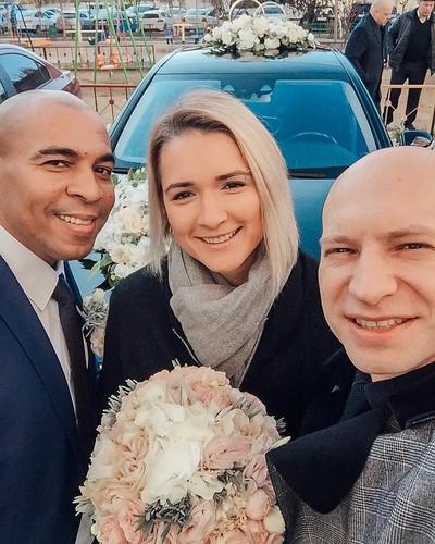 Звезда «Дома-2» Сэм Селезнев позвал на свадьбу Ольгу Солнце и Романа Третьякова