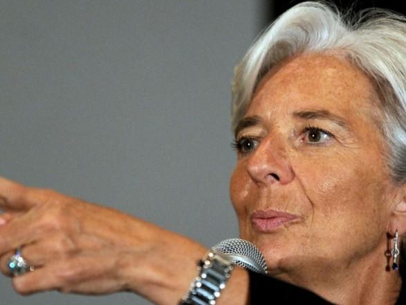 Глава МВФ уверена, что протесты во Франции скажутся на экономике