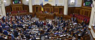 Год работы Рады: за что народные депутаты хвалят себя и за что ругают коллег