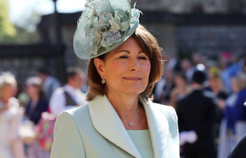 Мама Кейт Миддлтон дала свое первое интервью: о дочери, королевской родне и планах на Рождество