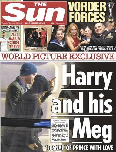 Начало начал: какими были первые выходы в свет принца Гарри и Меган Маркл