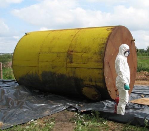 Перевірка утилізаторів небезпечних відходів виявилася результативною