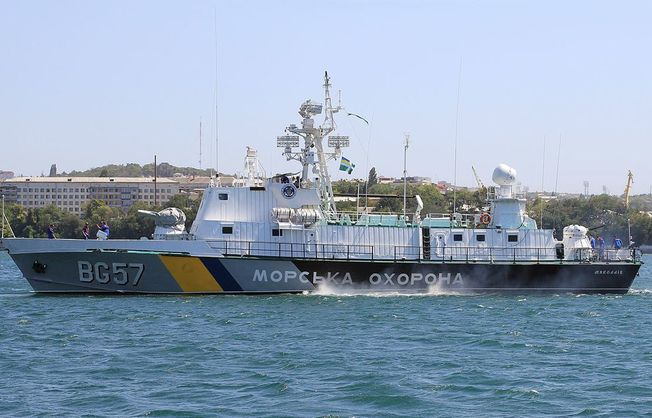Рада разрешила морской охране применять оружие без предупреждения для отражения атак