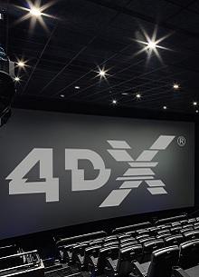 Sony Pictures выпустит 13 фильмов в формате 4DX