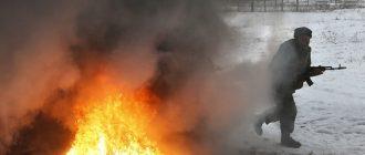 В зоні ООС двоє українських військових отримали поранення в результаті обстрілу