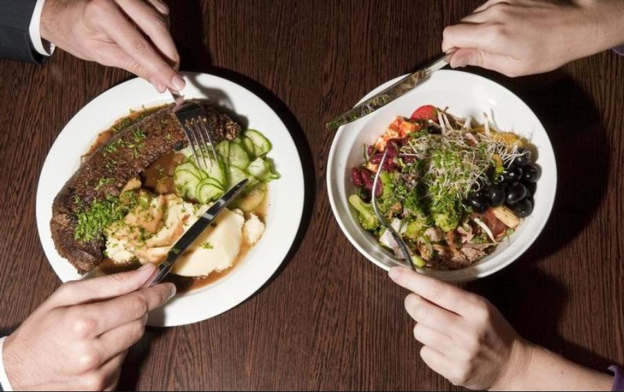 Флекситарианская диета: вегетарианская диета с мясом (russian.