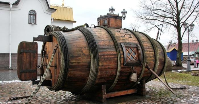 «Потаенное» судно Ефима Никонова: как 300 лет назад русский крестьянин изобрел подводную лодку