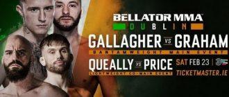 Где смотреть онлайн Bellator 217