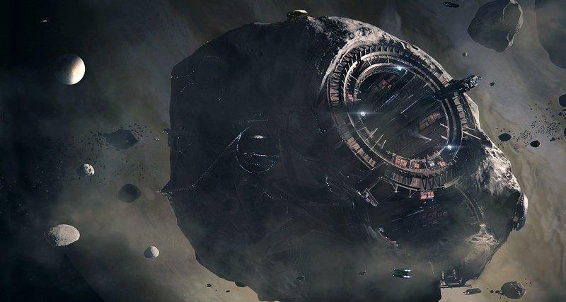 Можно ли построить станцию на астероиде: мнение ученых
