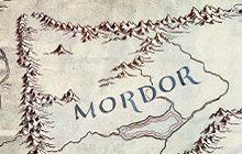 """Нова карта Середзем'я натякнула на час дії серіалу """"Володар кілець"""""""
