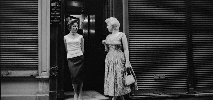 Парижские «страсти» XX века: Таким город влюблённых мало кто видел