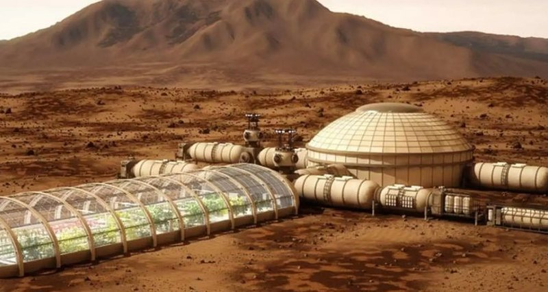 Проект реалити-шоу о колонизации Марса признан банкротом